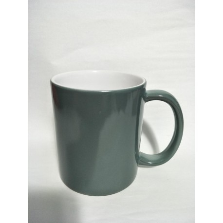 Colour Changing Mug - Green 11OZ