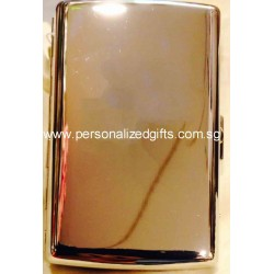 ENGRAVING CIGARETTE CASE