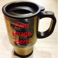 15OZ STEEL SLIVER MUG