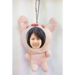 Customized Your Photo Face Soft Toy