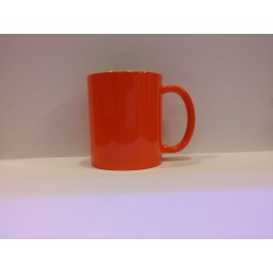 Colour Changing Mug - Orange 11OZ