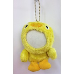 Customized Your Photo Face Soft Toy Yellow Chick